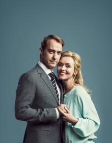 """På publikens begäran! Livia Millhagen och Jonas Karlsson i Ingmar Bergmans mästerverk """"Scener ur ett äktenskap"""" på Maximteatern, premiär våren 2017!"""