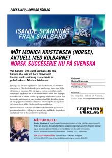 Monica Kristensen (Norge): Kolbarnet