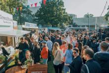 Världens största street food-tävling avgörs i Malmö