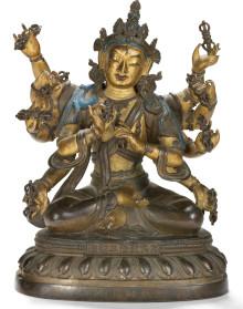 Orientalske kunstskatte i høj kurs