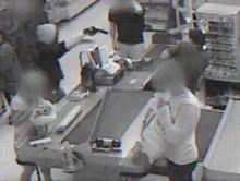 Upplev brott i butik med VR