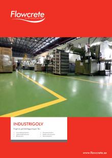 Broschyr Industriella Miljöer