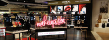 """Makeupista"" for fashionistas makes world debut at Stockholm Arlanda"