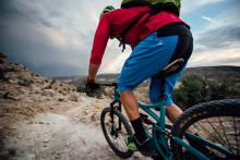 Johan Olsson om mountainbike - och nästa stora utmaning