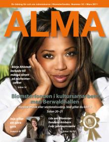 Alma - Blomsterfondens medlemstidning nr. 33