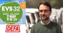 DEFA leder samtal om de stora frågorna på EVS i Lyon