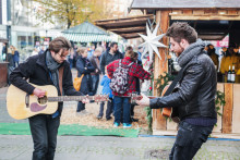 Skandinavien Tage in der Kieler Innenstadt mit verkaufsoffenem Sonntag