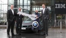 IBM ja BMW valjastavat Watsonin autoilijoiden avuksi