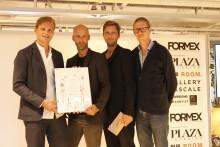 This year's Nova chosen: Mattias Stenberg wins the Formex Design Award for best young Nordic designer
