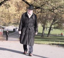 Ordkonstnären Olle Granath porträtterar kända verk i ny bok