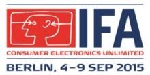 Velkommen til Epson på IFA 2015: Hall 21, stand nr. 103