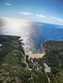 Pressinbjudan - intressent för camping på Smitingen presenteras