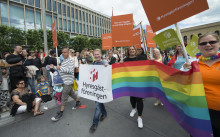 Vi deltar på Euro Pride i Göteborg