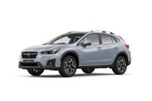 Genevessä esitelty uusi Subaru XV - huipputurvallisuus vakiona