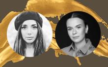 Gina och Margaux klara för Guldhemmet 2020