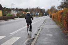 Cykla säkert i Lidköping