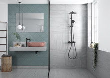 Dänische Designarmatur  in neuen, ansprechenden Farben: Matt Schwarz, Stahl und Messing