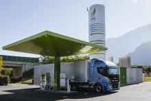 Gasbilerne sætter scenen på grøn Transport 2019