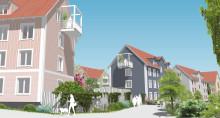 Växjöbostäder bygger en grön oas på Bredvik i Växjö