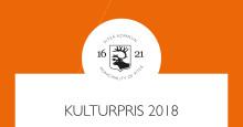 Pressinbjudan - Kultur- och fritidsnämnden i Piteå kommun delar ut Kulturpris och stipendier