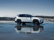 Helt nya Toyota RAV4 beställningsbar i Sverige