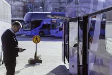 Högtryck av resebokningar i påsk - Nettbuss Bus4You sätter in extraturer på samtliga linjer i hela Sverige