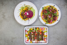 Atria Foodservice lanserar Vegyu -  nytt vegetariskt varumärke för restaurang & storkök