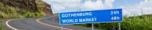 Uppskattad lansering av The Gothenburg Gateway i Norrköping