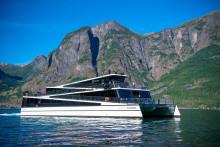 """Innovasjon, nøkkelen for å få prisen """"Ship og the Year"""" for Future of The Fjords"""
