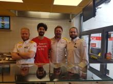 Velkommen til nyåpning  av Shell Etterstad