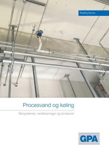 Procesvand og køling  - DTU Life  Science &  Bioengineering