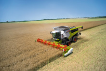 LEXION 6000 and 5000: A new dimension of straw walker performance