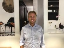 Hager stärker sin säljorganisation med Jonas Becker