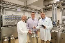 Mehr Innovationen: Arla Werk Upahl mit neuer Pilotanlage für die Produktentwicklung