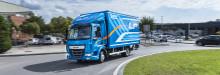 """DAF LF utsedd till """"Årets lätta lastbil"""" i Tjeckien"""