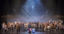180 amatörsångare på Stora scenen i unik operapremiär