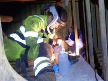Jäljennetarkastukset voimalaitosten huoltoseisokeissa
