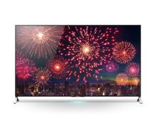 Najnowsza reklama telewizorów Sony BRAVIA™ przedstawia sztuczne ognie w fantastycznej rozdzielczości 4K