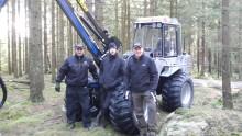 Vindarna blåser rätt för skogsmaskinstillverkaren Vimek