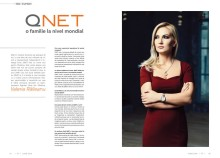 Publication about QNET in Moldova was published in Brilliance magazine in June 2016 issue / Публикация о QNET Молдова в журнале Brilliance за июнь месяц 2016