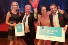 Sibylla Älmhult blev Årets Sibylling 2017
