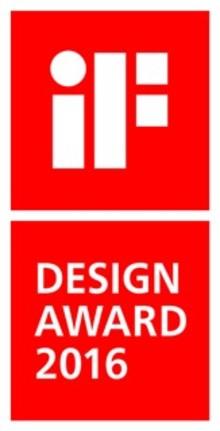 Fem Brother produkter får international iF Design Award utmärkelse