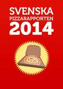 Svenska pizzarapporten 2014