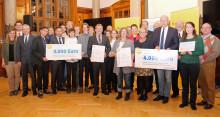 Bürgerenergiepreis für Oberfrankens Energie-Vorbilder