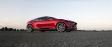 Ford Evos Concept – det ultimata uttrycket för Fords nya globala design- och teknikvision