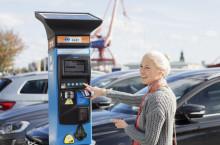 Nu lanserar vi kundportalen Parkering Göteborg