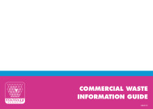 Commercial Waste Information Guide