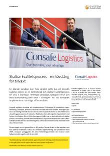 Kundcase Consafe Logistics