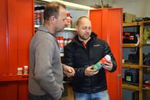 ORSY KEMI från Würth -  från 150 till 20 kemiprodukter sparar tid och minskar kostnader
