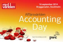 Affärsvärlden Accounting Day - framtidens redovisning
